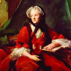 Maria Leszczyńska, reine de France, lisanta la Bible byJean.jpeg